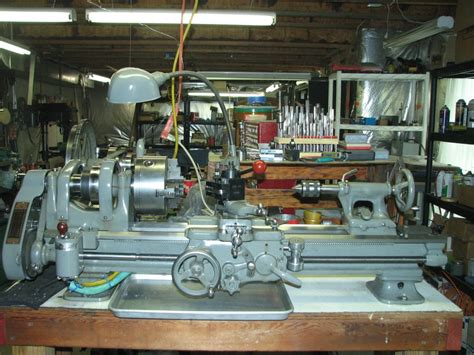 South Bend Lathe Bench Plans